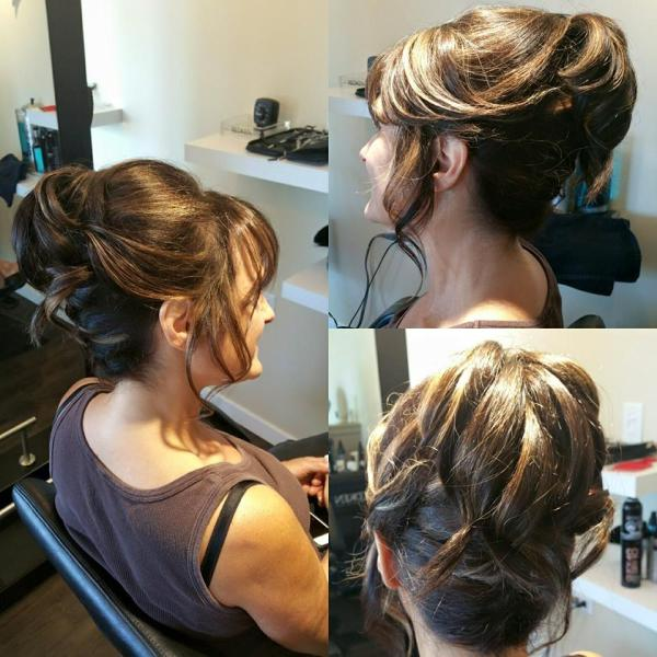 Mother of the Bride Up Do