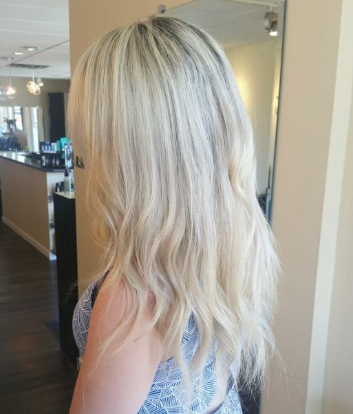 Platinum Multi Tonal Blonde