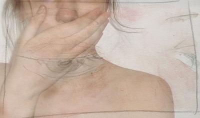 watercolour/photography, digital edit (2015) Karina Smeets
