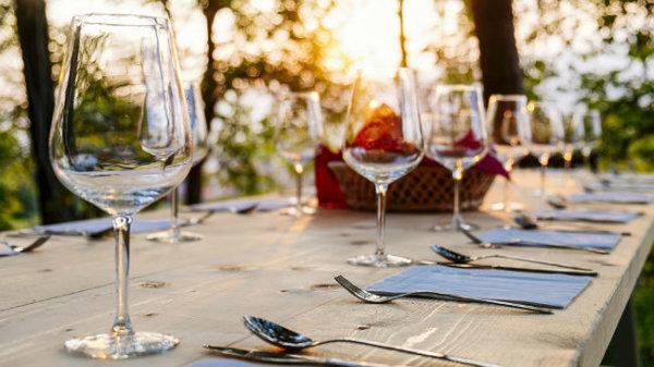 Asparagus Long Table Lunch