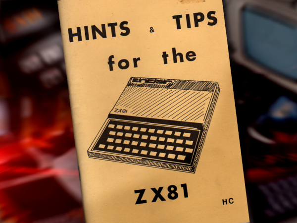 Hints & Tips for the ZX81