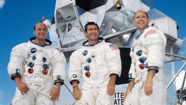 pete conrad, dick gordon, alan bean