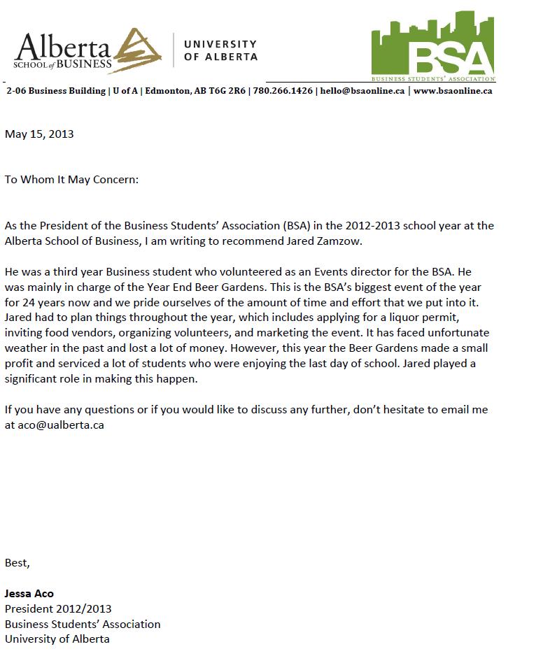 BSA-Jared-Letter
