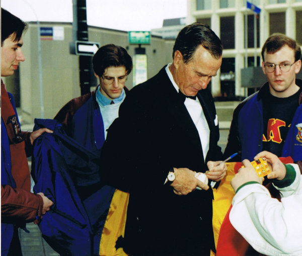 1995-President-Bush-in-Edmonton