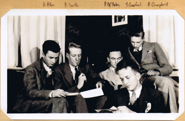 1930s-studying