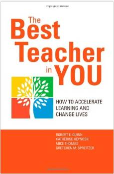 The Best Teacher in You