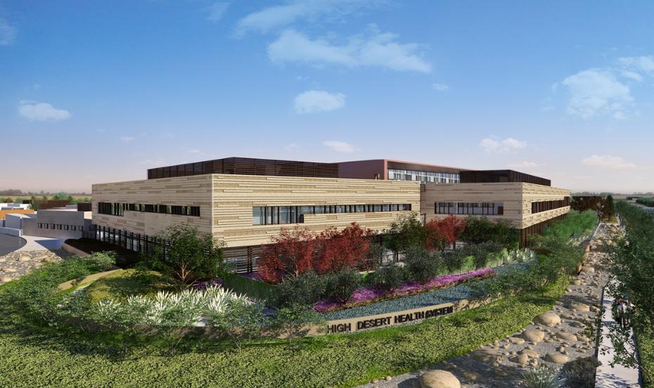 High Desert Regional Health Center