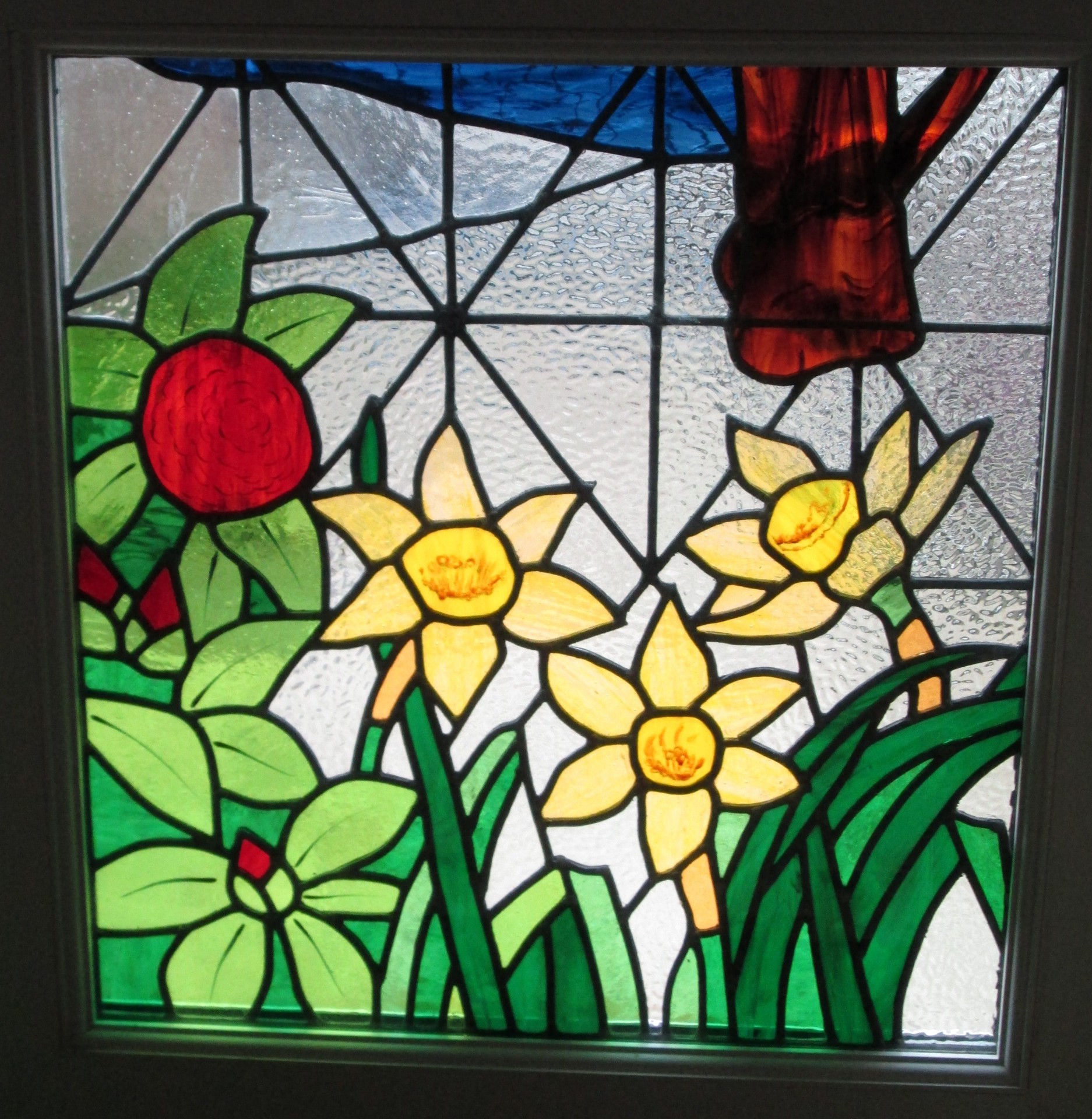 stain glass section two