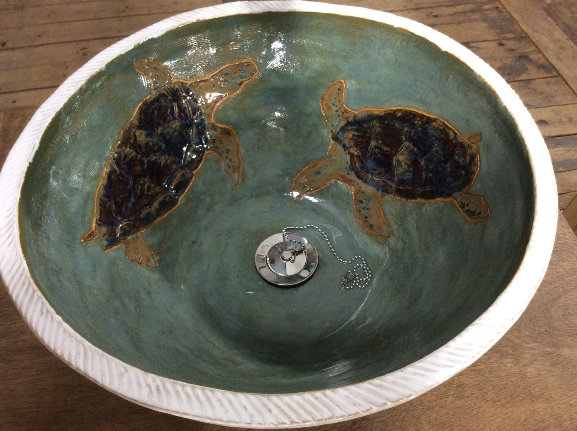 the Turtle sink great pottery throwdown