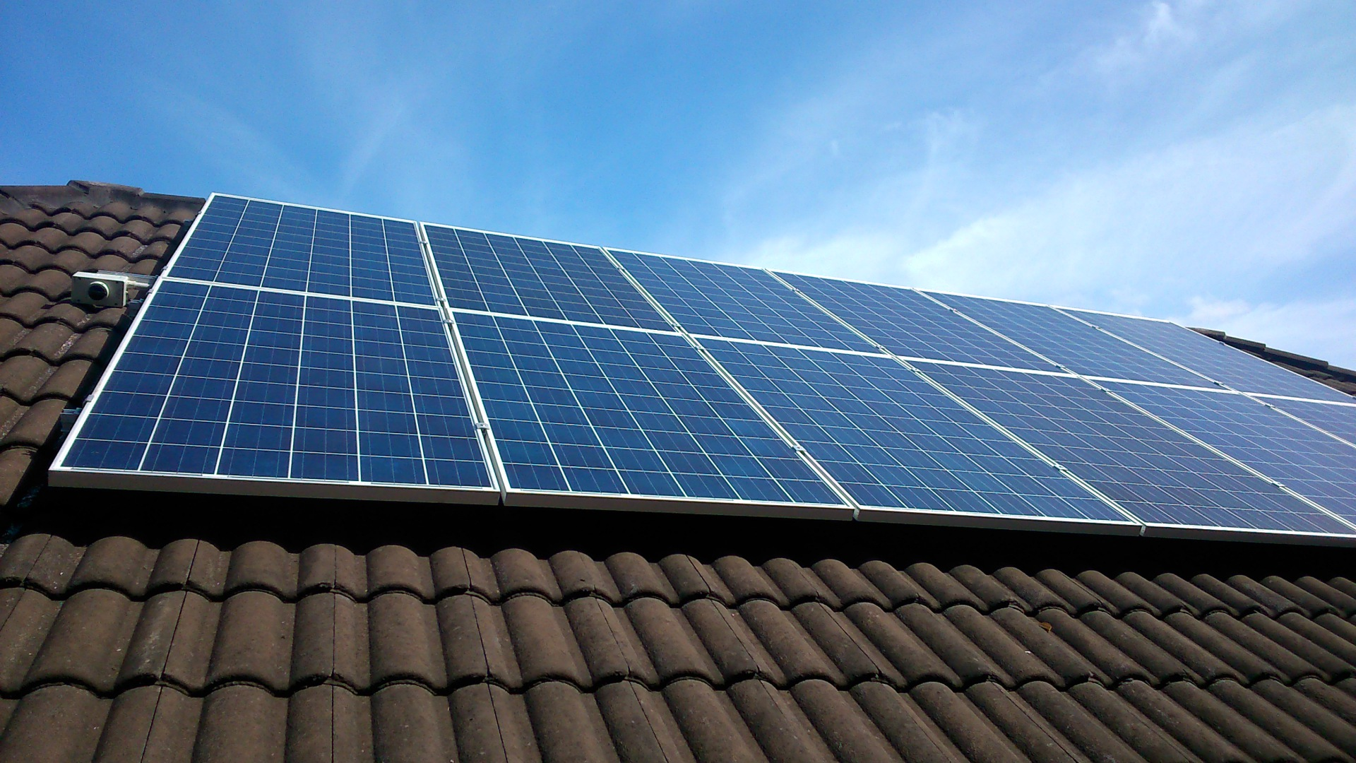solar panel service penrith