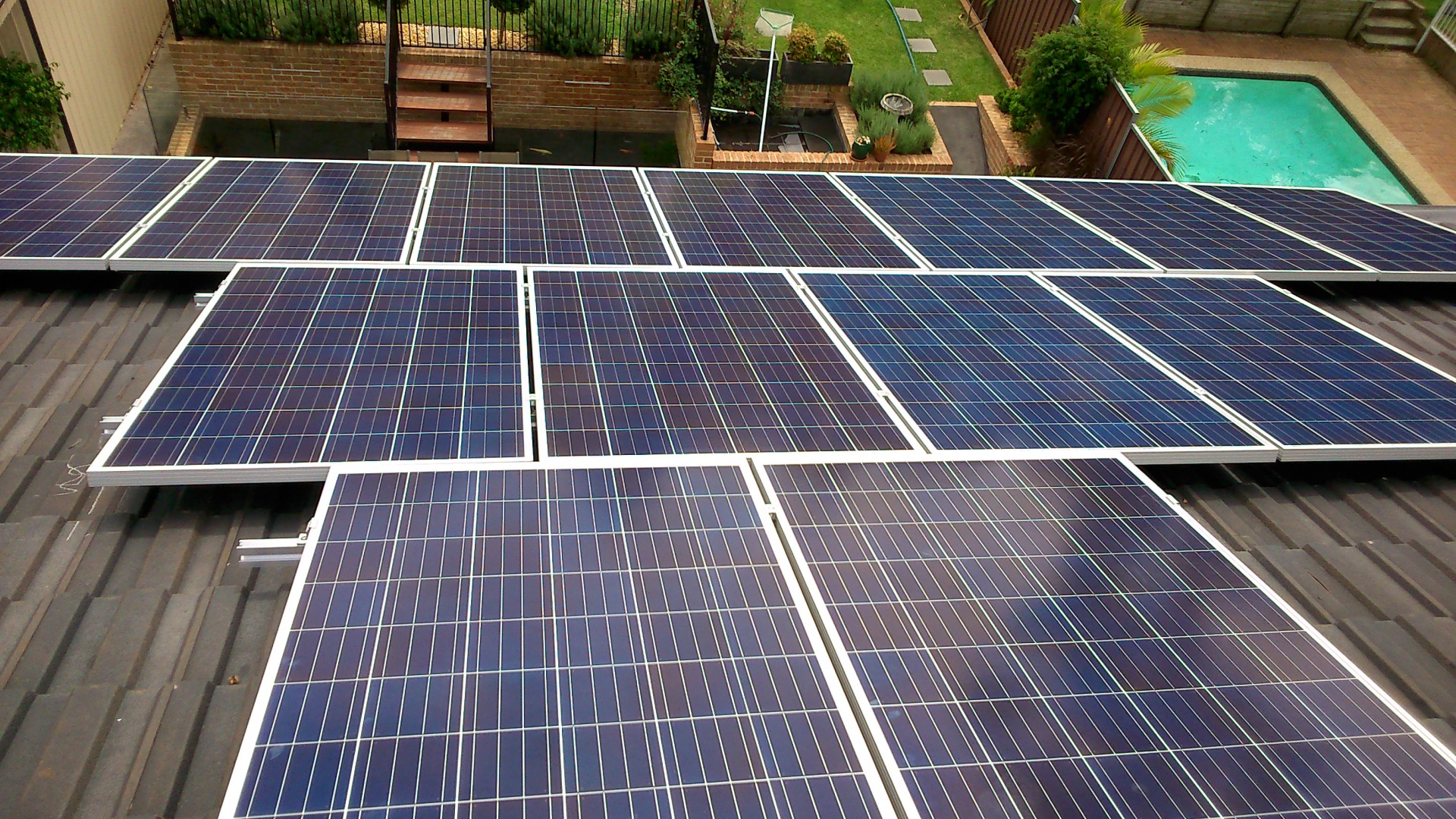 solar panel installation penrith