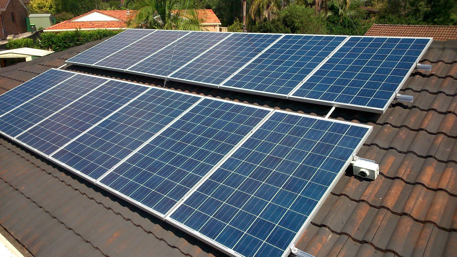 solar penrith