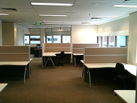 australian commercial interiors custom interior design  custom office ideas  custom work environments   private office construction  australian interior architecture  partitions   glass partitions  creative workspaces