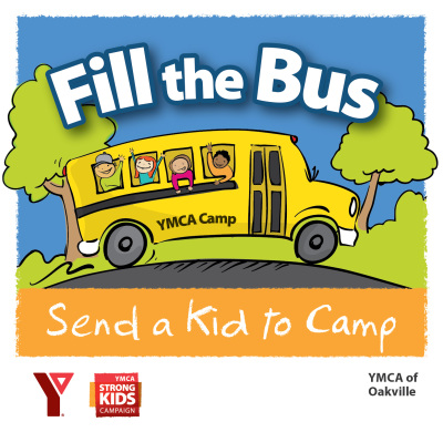 Fillthebus, YMCA, Oakville, halton, homesuitehope, foundation, charity, support, donation, ironman