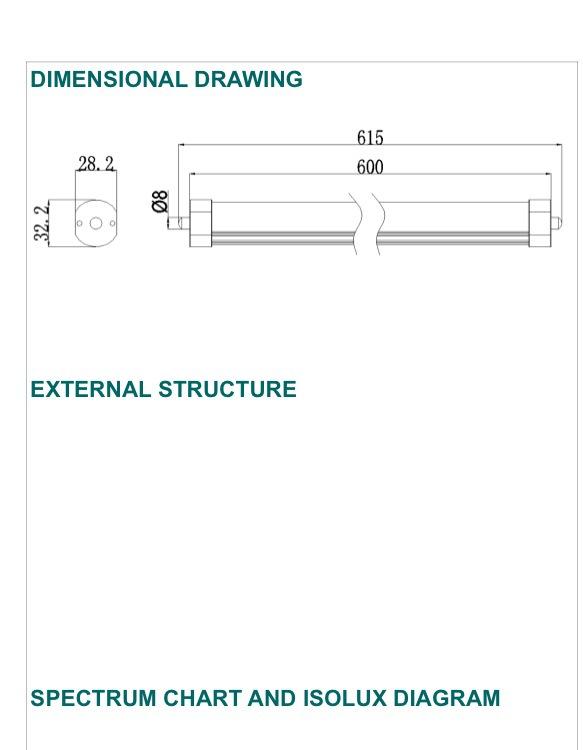 T8 LED Tube Light [G-LTC1P-TC2FT][G-LTC2P-TC2FT]
