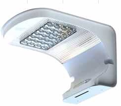 7w Neon LED Solar Wall Light [G-LWLS-NC7W