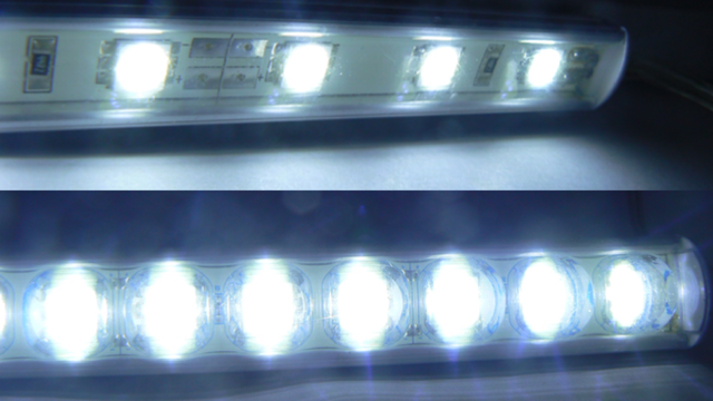 LED Aluminum Bars