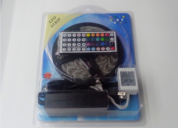 LED RGB STRIP LIGHT (G-LSTL-3M-5050 RGB KIT)