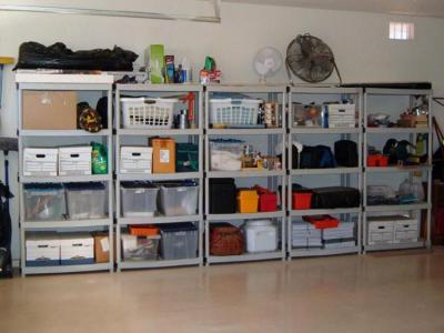 How to choose the right garage shelving units in the UK