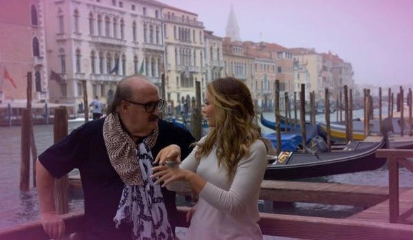 Giada and Pino Donaggio