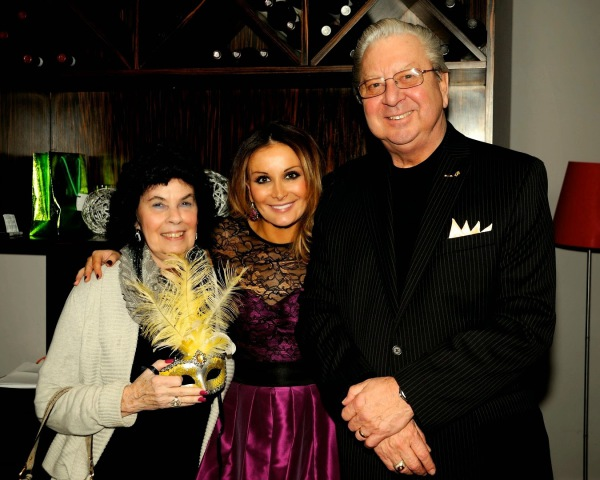 With Judy and Ed Schloeman