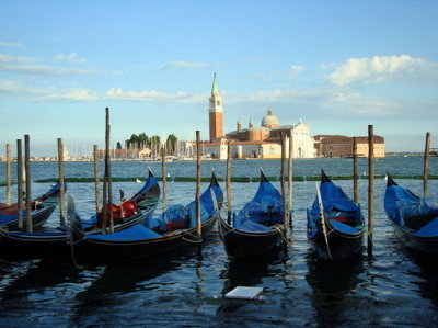 The secret magical potion of Venice