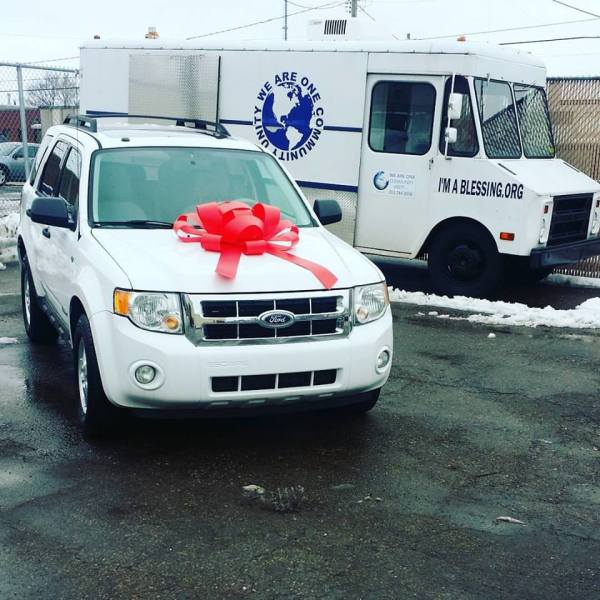 Christmas Car Giveaway 2016 at Henderson Towing