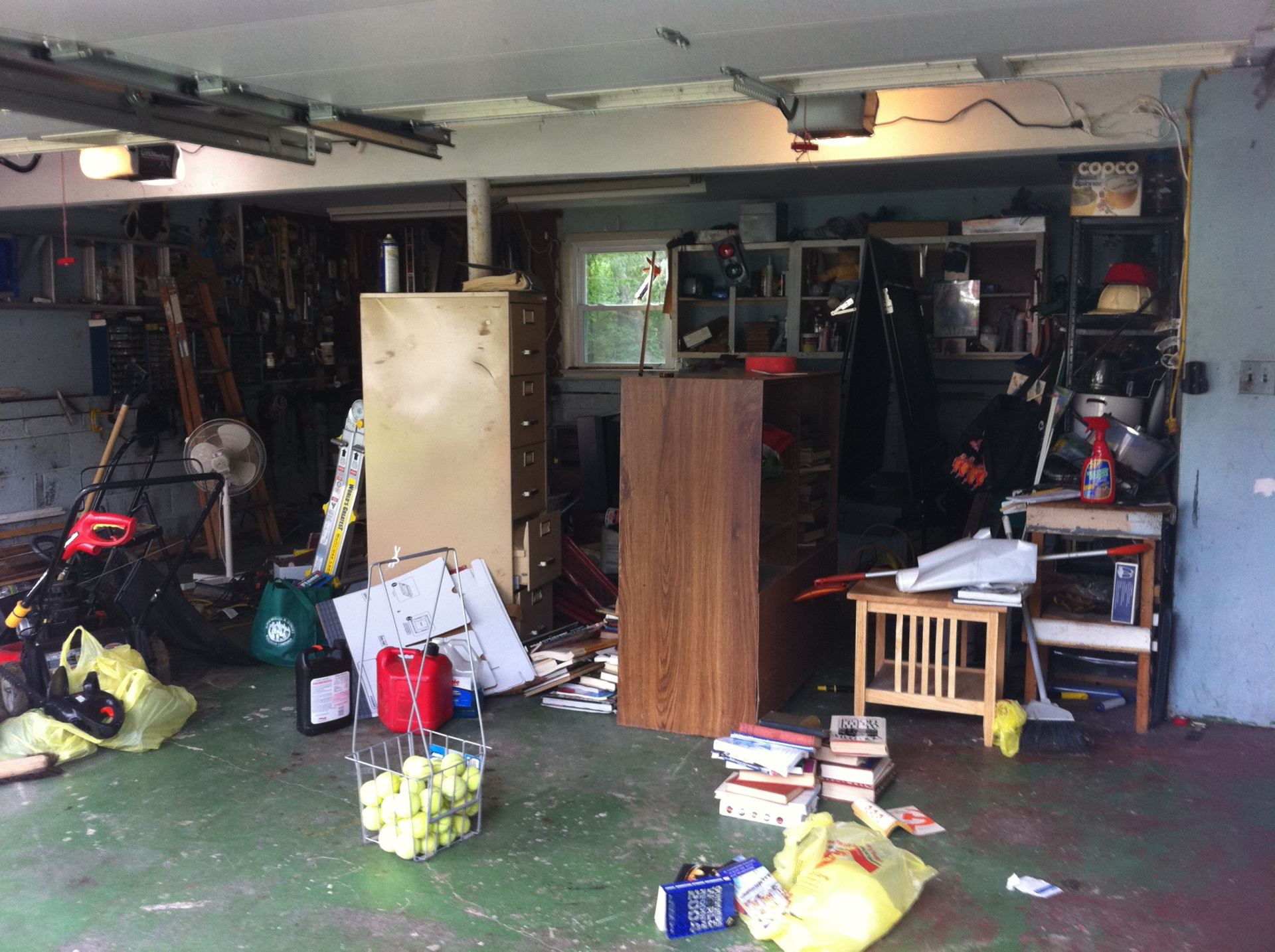 Clean out, Rubbish Removal, Garbage Removal
