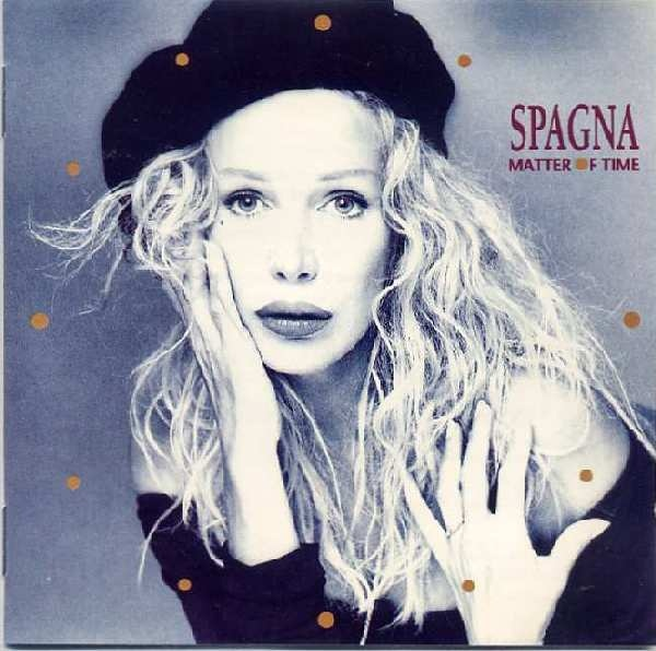 Ivana Spagna-Matter Of Time