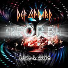 Def Leppard-Mirrorball