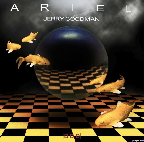 Jerry Goodman-Ariel