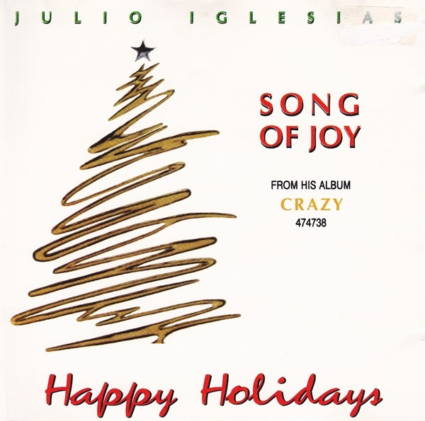 Julio Iglesias-Song Of Joy
