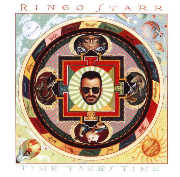 Ringo Starr-TimeTakesTime