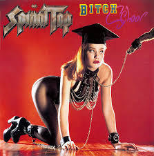 Spinal Tap-Bitch School (single)