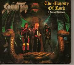 Spinal Tap-The Majesty Of Rock (single)
