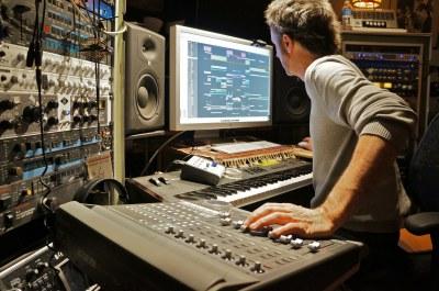 """Finishing up the Jeff """"Skunk"""" Baxter album"""