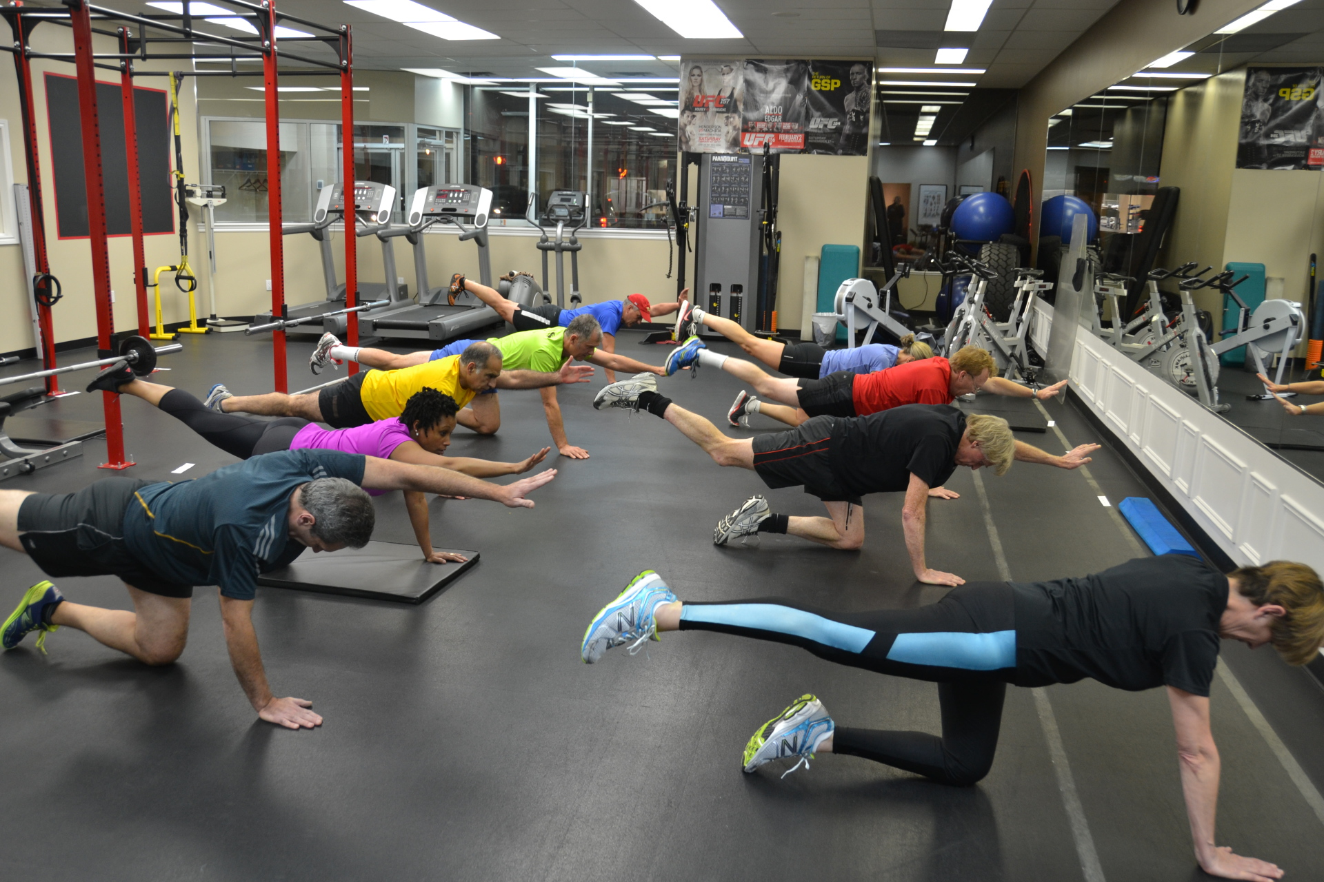 Group Fitness Mississauga