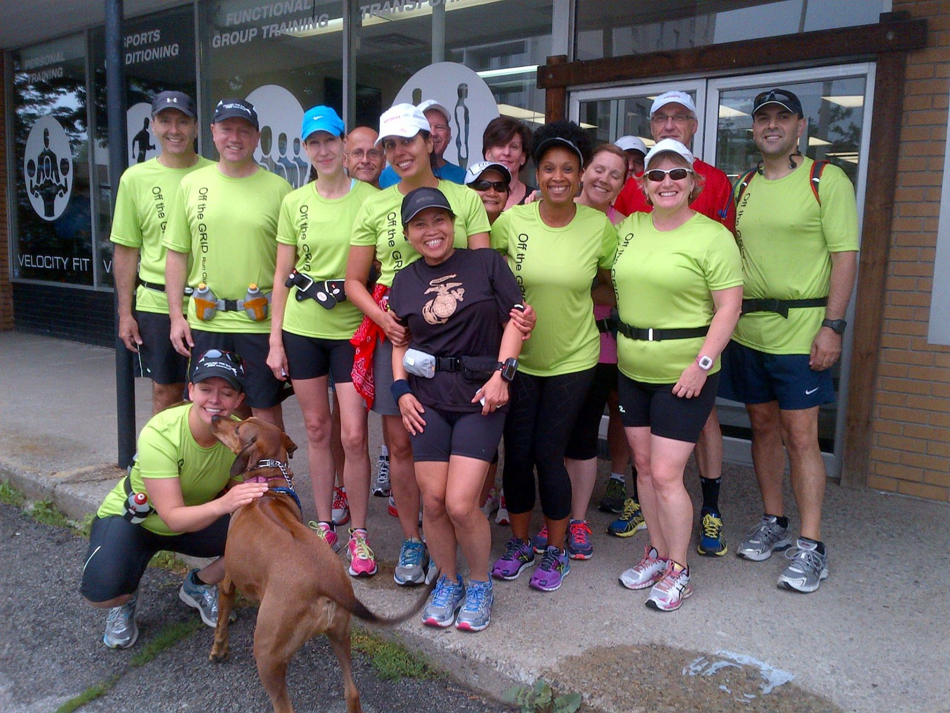 Run Club Mississauga