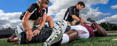ON FIELD ATHLETIC THERAPY