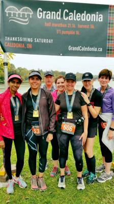 Running Club Sports Conditioning Mississauga Group 3