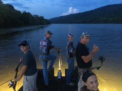 Free All-Inclusive Bowfishing Trip
