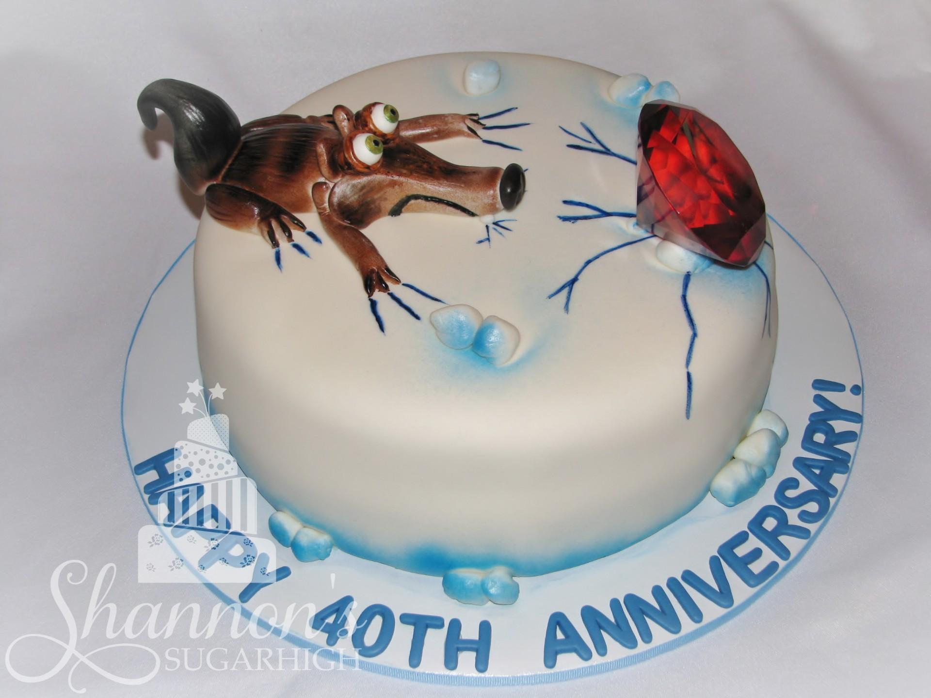 Ice Age Anniversary