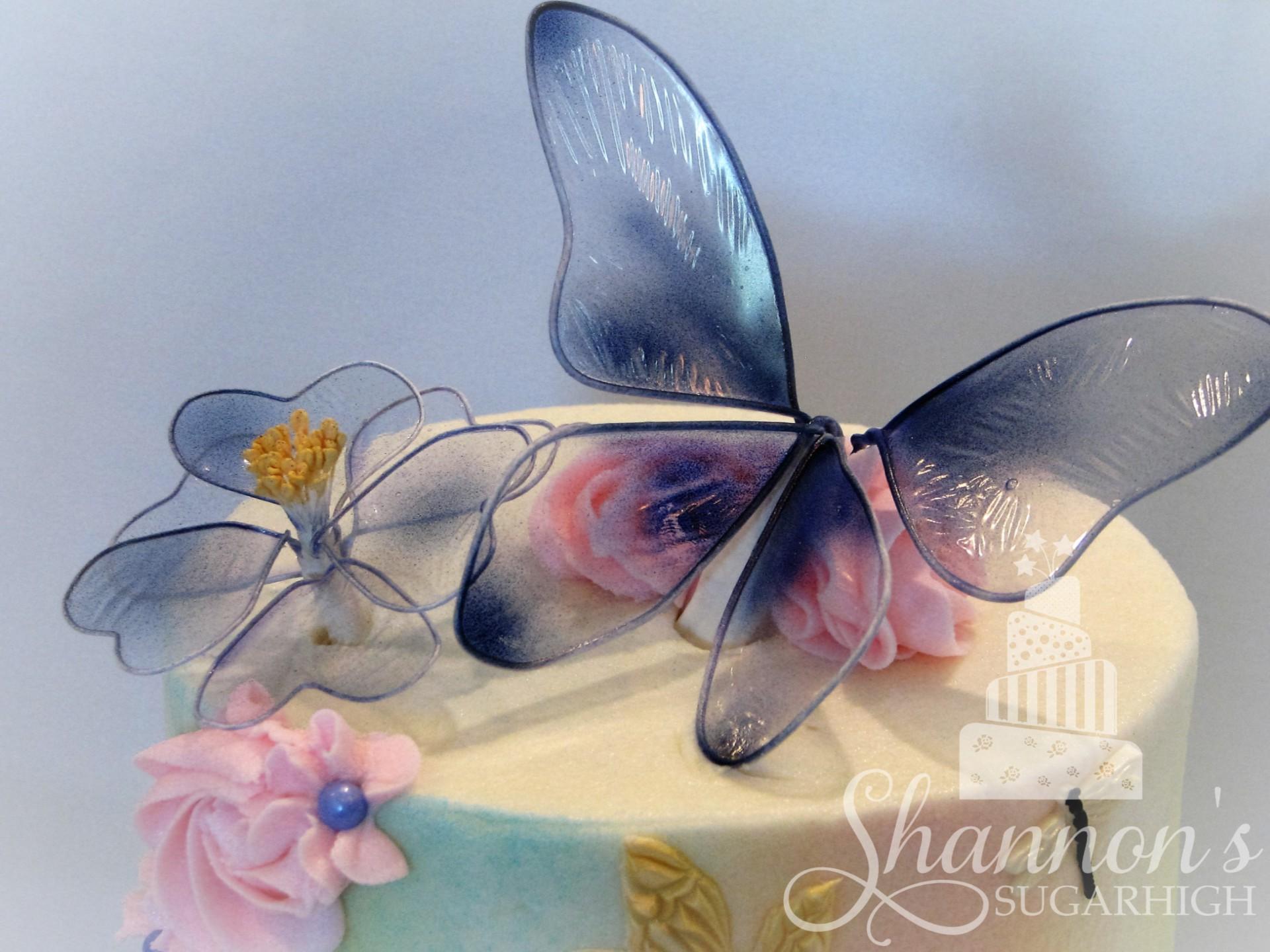 Fairy Wings Topper