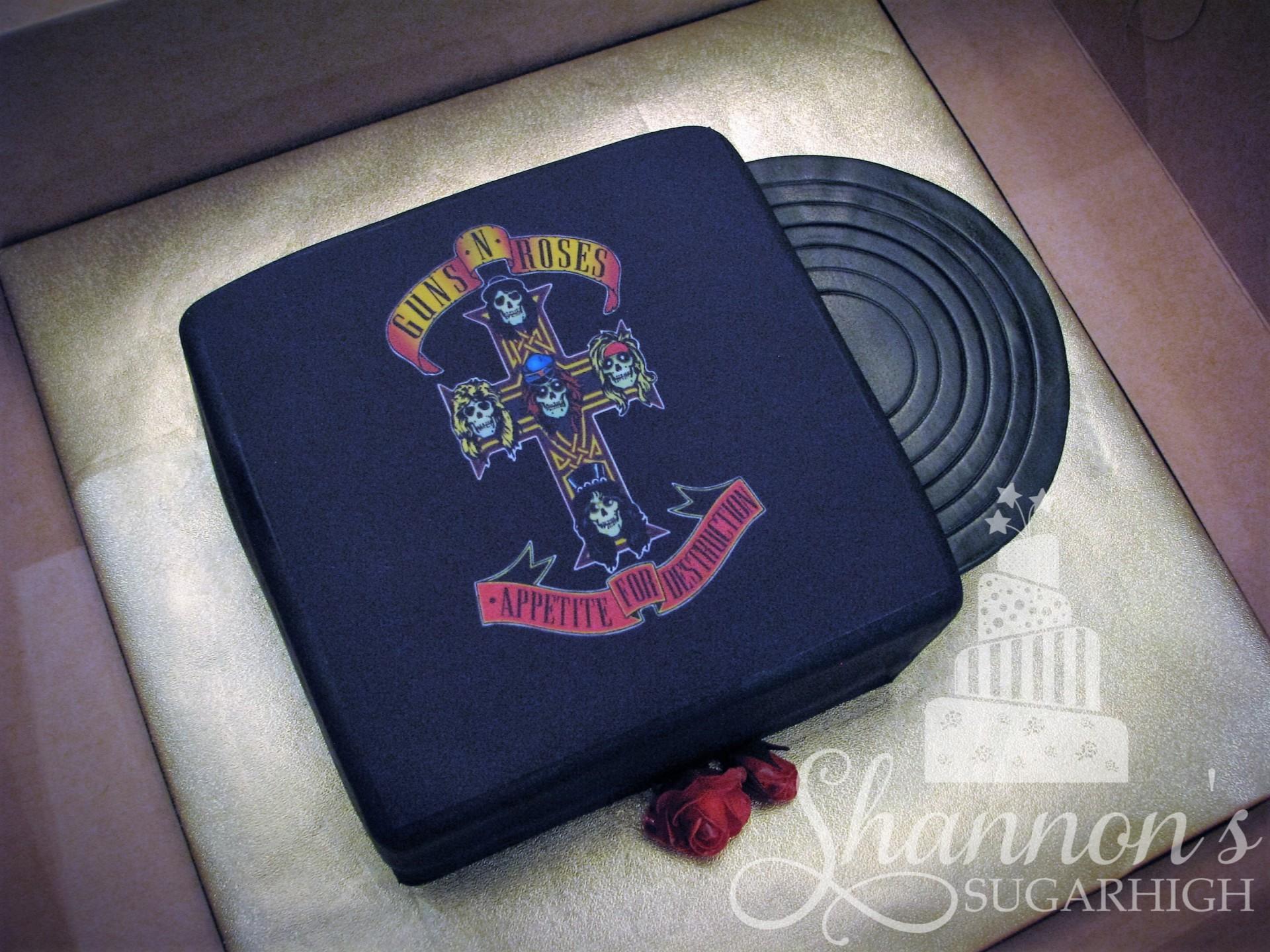 Guns N Roses Album