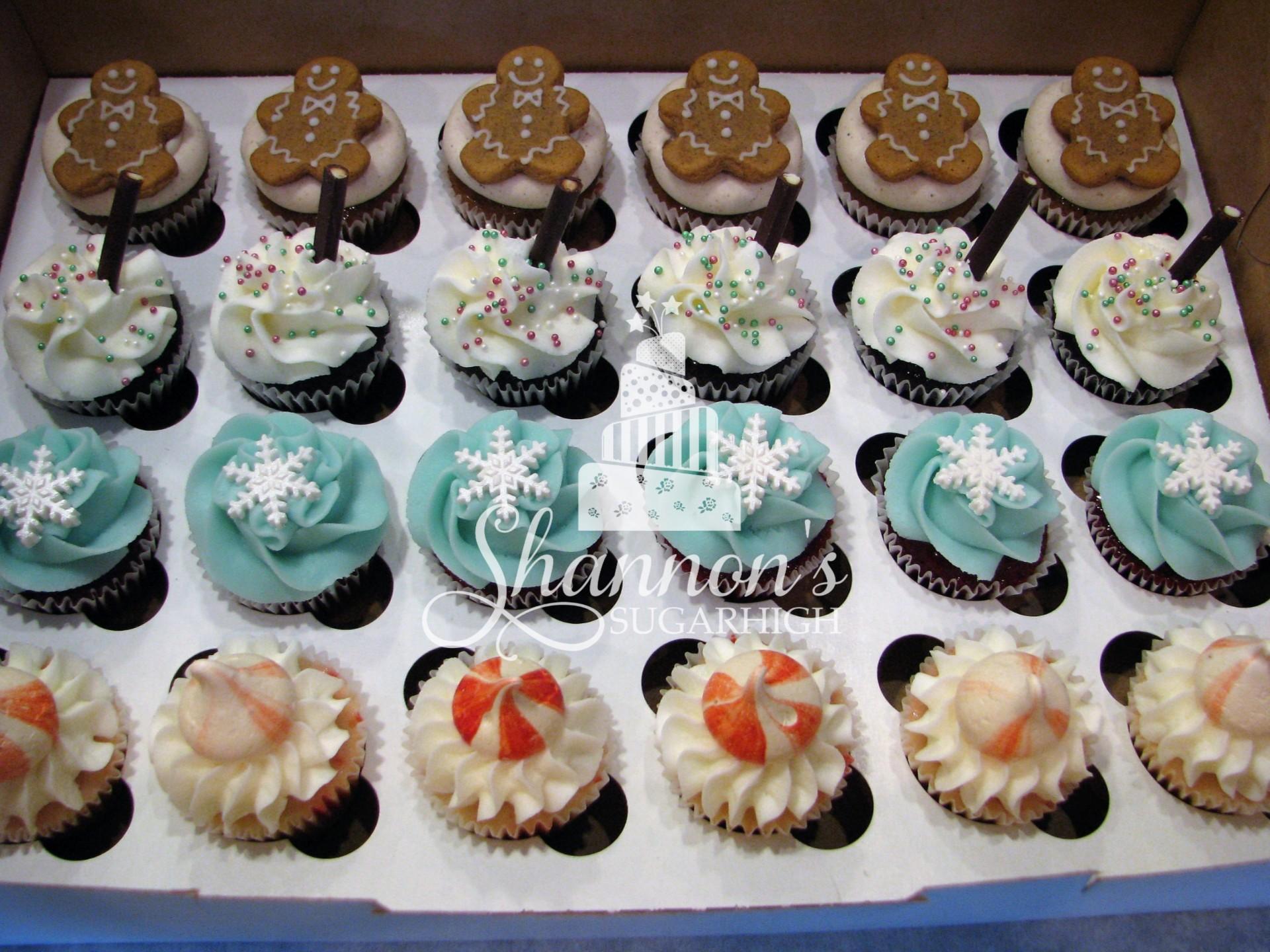 Mini Christmas Variety