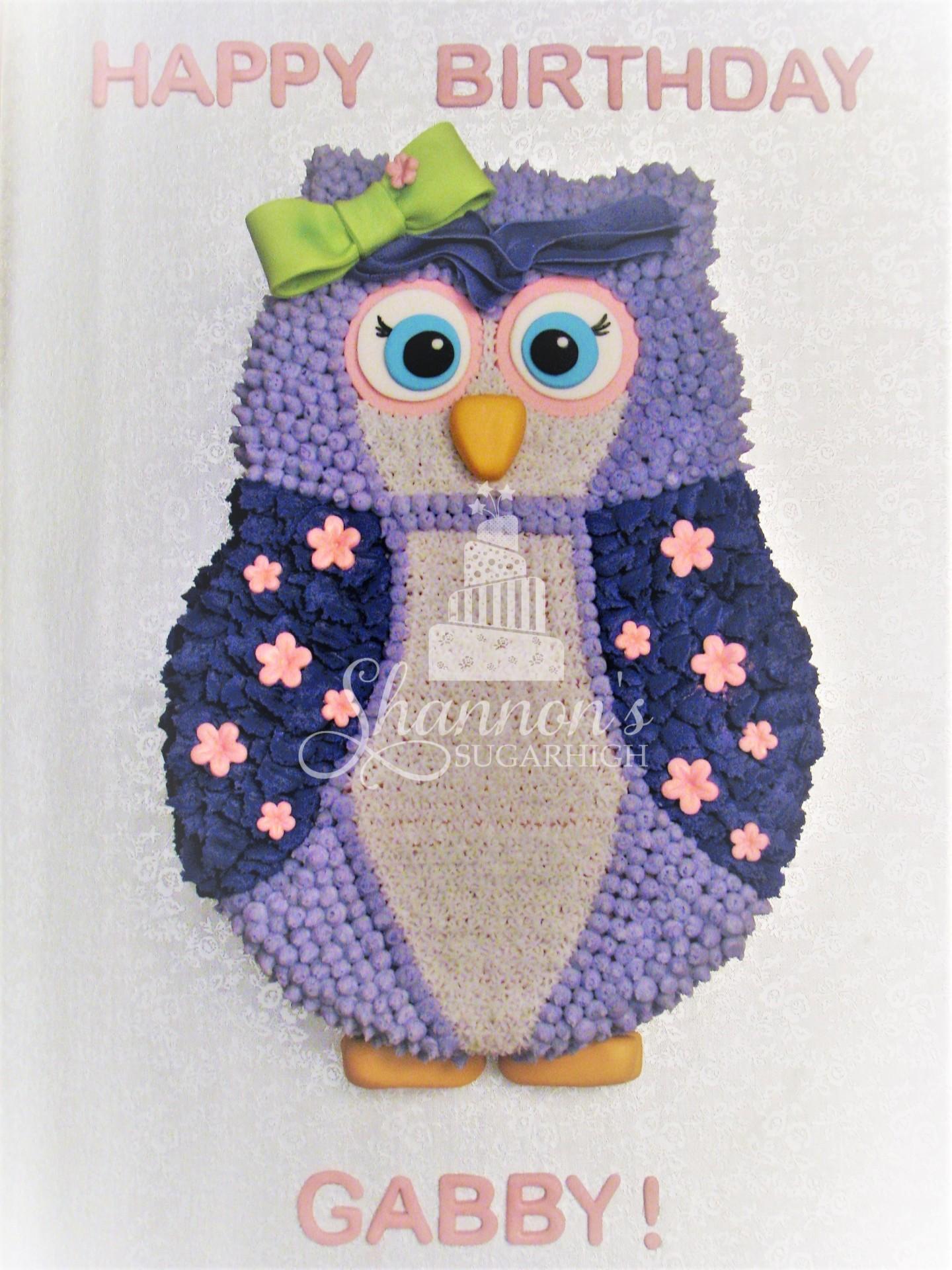 Girlie Owl