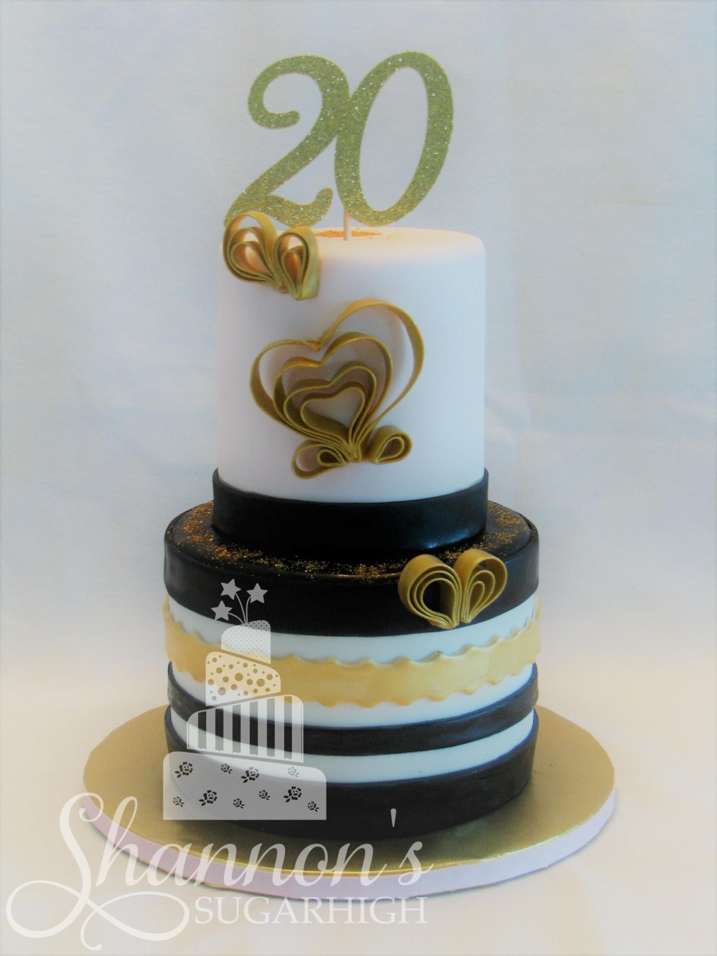 Elegant 20th