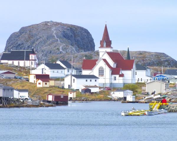 town of Fogo, fogo island, newfoundland