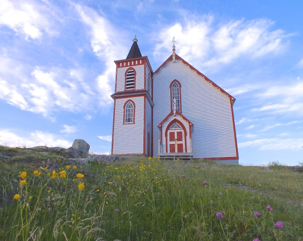 United Church, Fogo