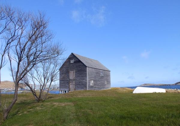 Old Barn, Fogo